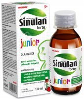 Sinulan forte junior 120 ml