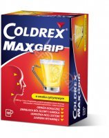 Coldrex Maxgrip 10 sasz.