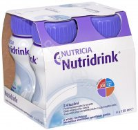 Nutridrink neutralny 4 x 125 ml