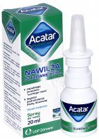 "Acatar HydroCare spray do nosa 20 ml (data ważności <span class=""expire"">2018-06-30</span>)"