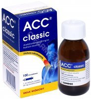 ACC classic (mini)  20 mg/ml roztwór doustny 100 ml