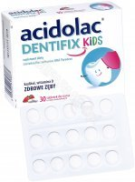 Acidolac Dentifix Kids x 30 tabl do ssania