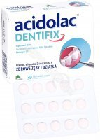 Acidolac Dentifix x 30 tabl do ssania
