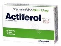 Actiferol Fe 15 mg x 30 sasz