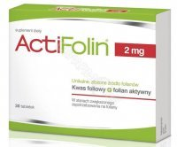 Actifolin 2 mg x 30 tabl