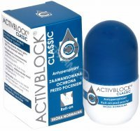 Activblock classic roll-on do skóry normalnej 25 ml