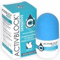 Activblock sensitive roll-on do skóry wrażliwej 25 ml