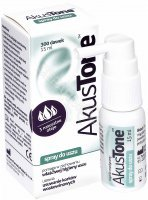 Akustone spray do uszu 15 ml