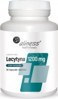 Aliness Lecytyna 1200 mg x 60 kaps
