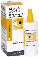 Allergo-comod krople do oczu 20 mg/ml 10 ml