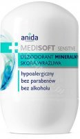 Anida medisoft sensitive dezodorant mineralny 50 ml