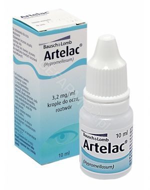 Artelac krople oczne 10 ml