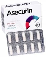 Asecurin x 20 kaps