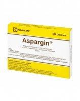 Aspargin x 50 tabl (filofarm)