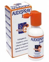 Audispray junior spray do higieny uszu 25 ml
