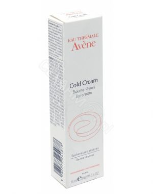 Avene balsam do ust z cold cream 15 ml
