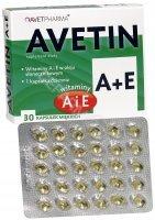 Avetin A+E x 30 kaps
