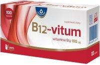 B12-Vitum x 100 kaps (Oleofarm)