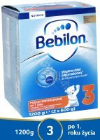 Bebilon junior 3 Pronutra ADVANCE 1200 g