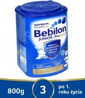 Bebilon junior 3 z pronutra+ 800 g