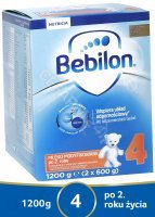 Bebilon junior 4 Pronutra ADVANCE 1200 g