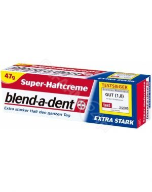 Blend-a-dent klej do protez extra stark  40 ml