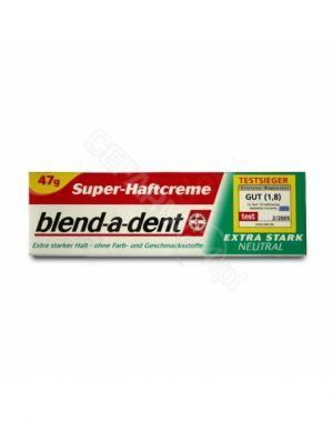 Blend-a-dent klej do protez extra stark neutral 40 ml