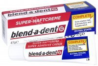 Blend-a-dent klej do protez extra stark original 47 g