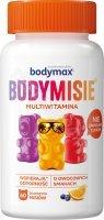 Bodymax Bodymisie Multiwitamina x 60 żelków misiowych o owocowych smakach