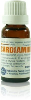 Cardiamid krople 15 ml