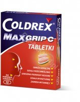 Coldrex maxgrip c x 12 tabl