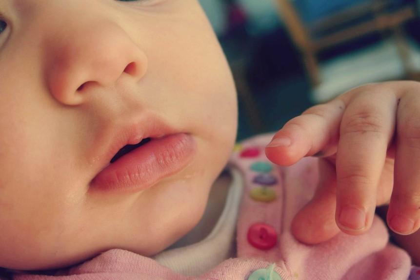 higiena nosa dziecka