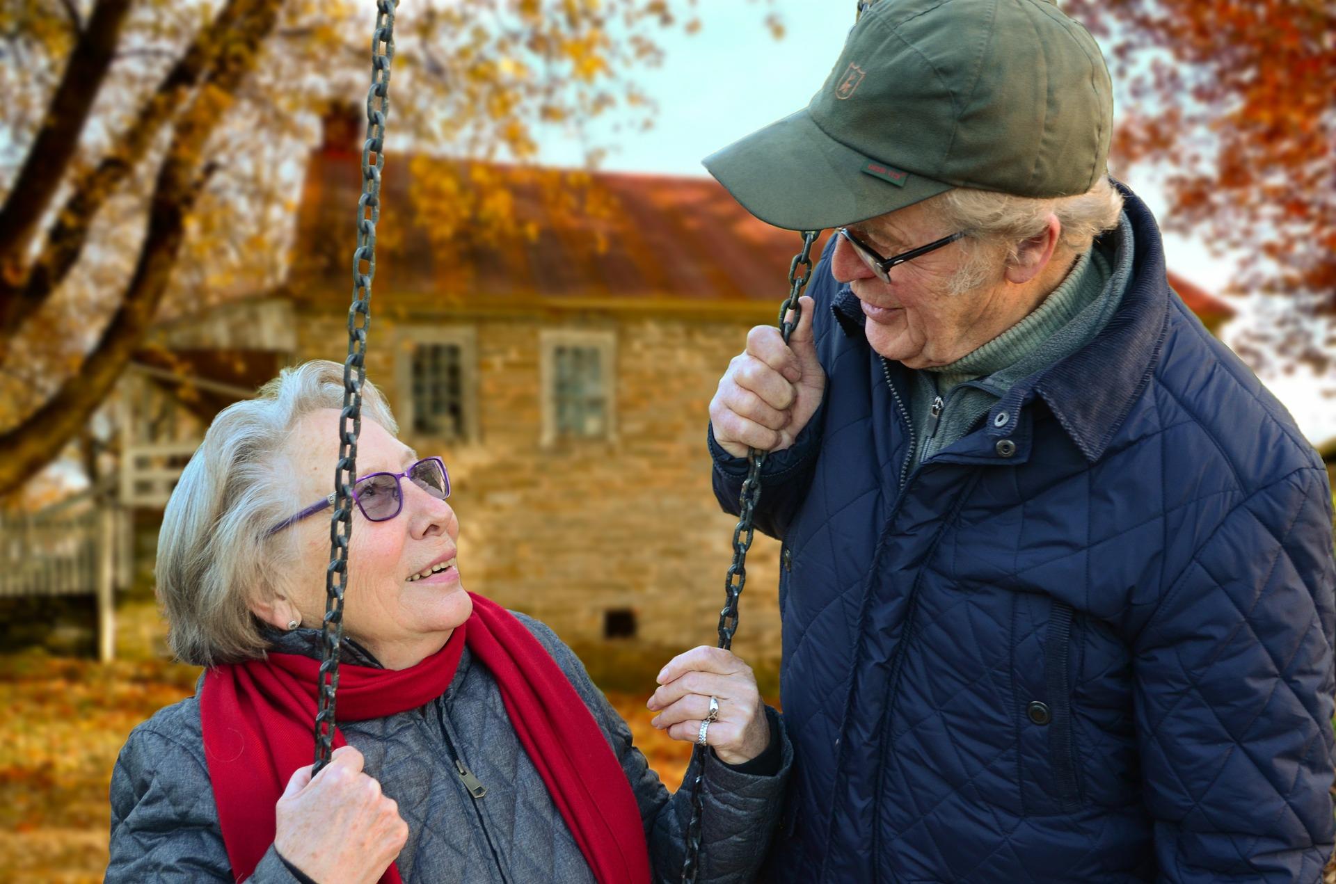 odżywianie w chorobie osób starszych