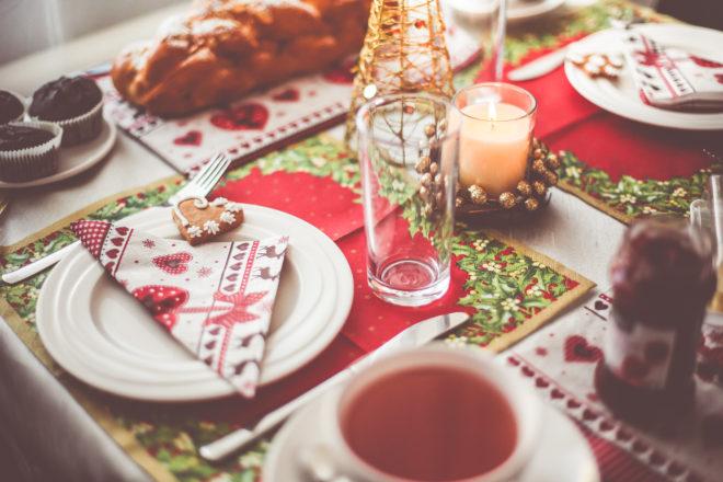Zdrowie przy świątecznym stole