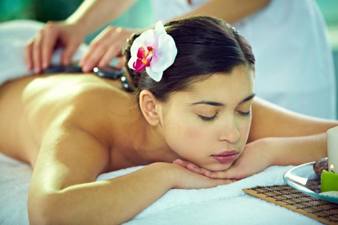 Regeneracja masaż