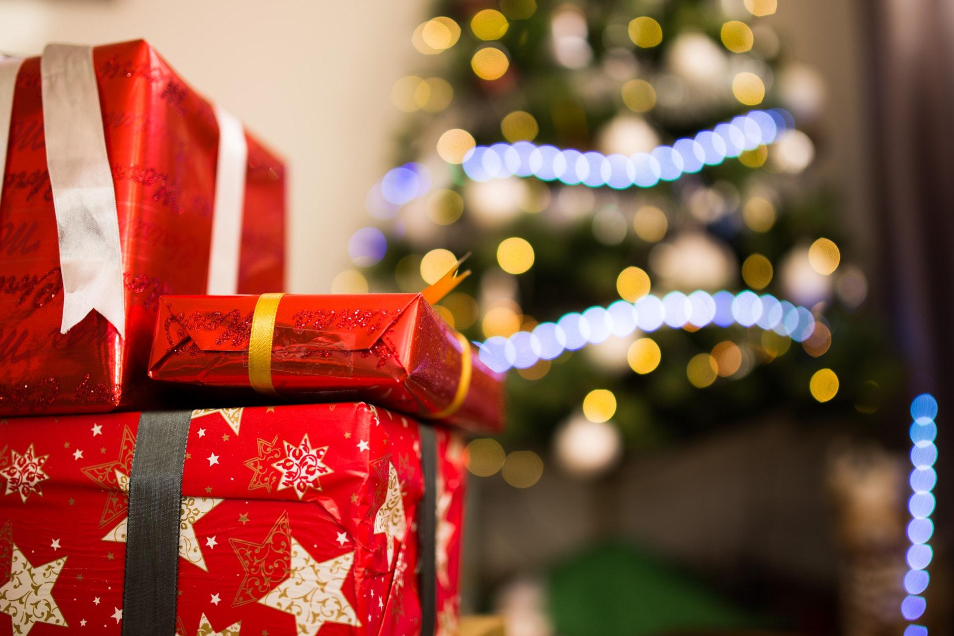 prezent świąteczny z apteki