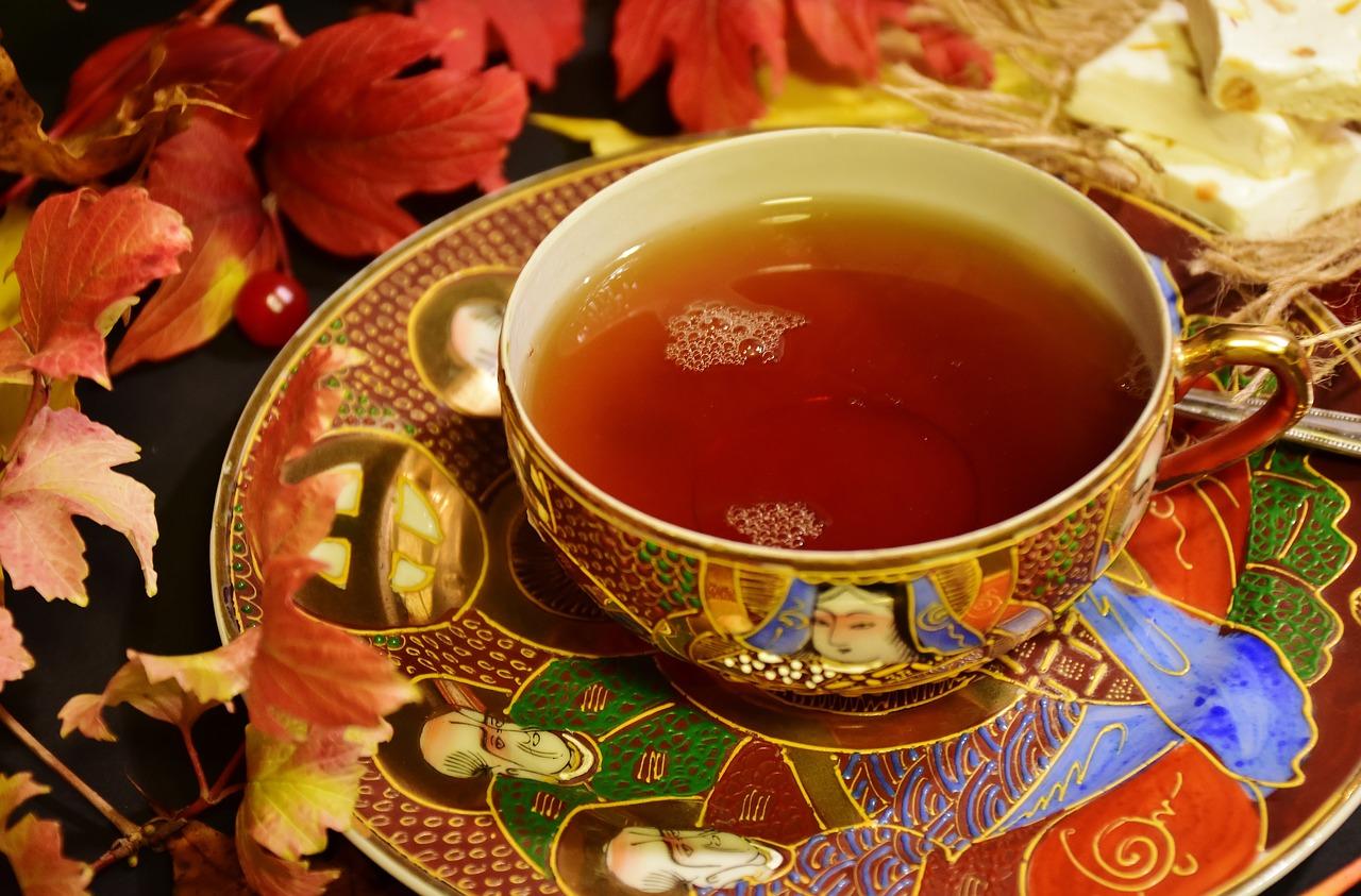 najlepsza herbata na jesień i zimę