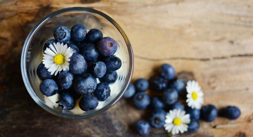 jagody - najlepsze owoce leśne