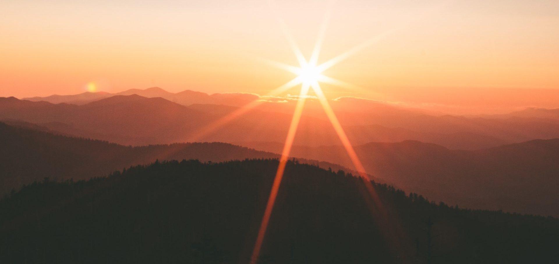 kichanie na słońcu
