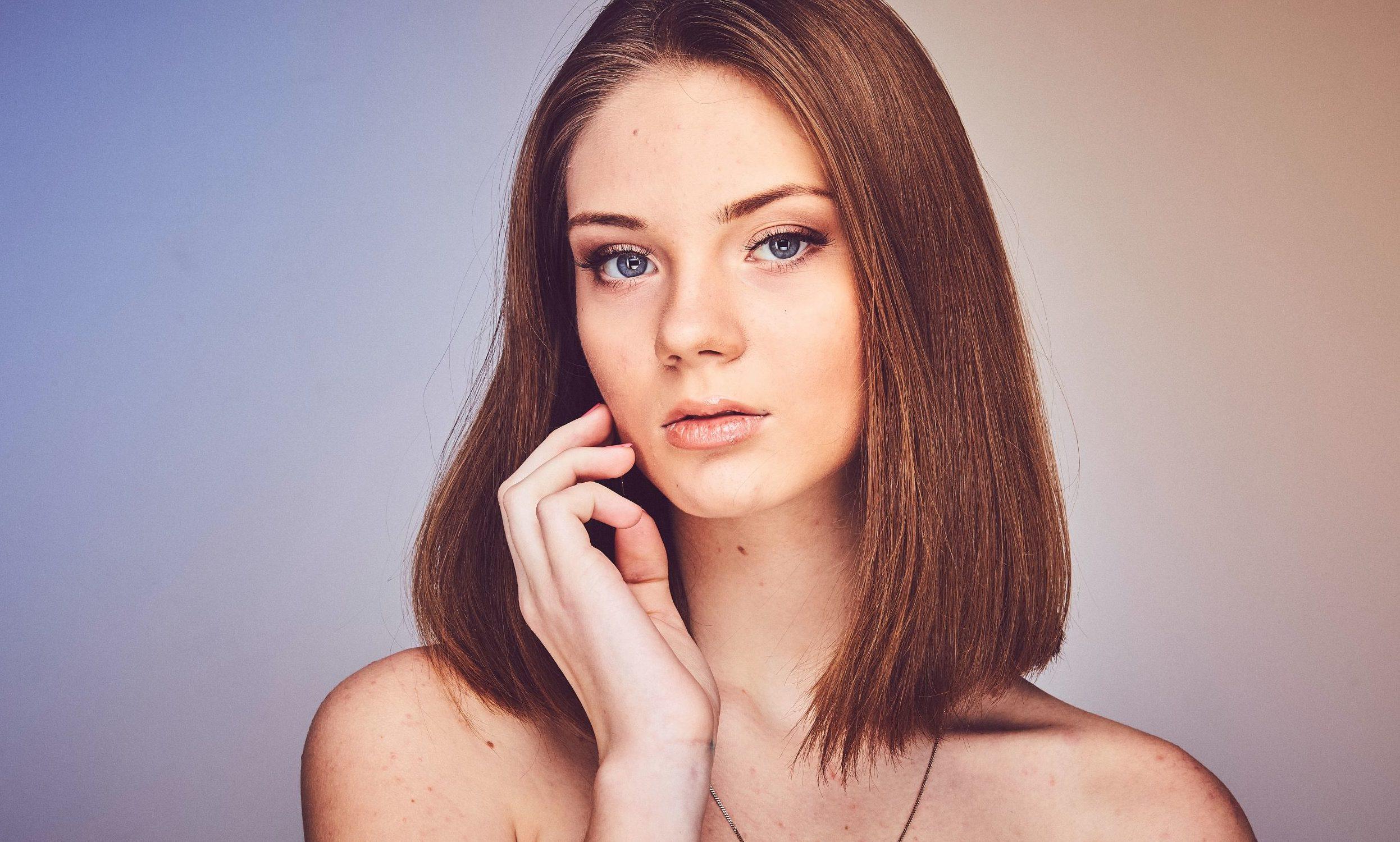 Facetaping - modeling twarzy