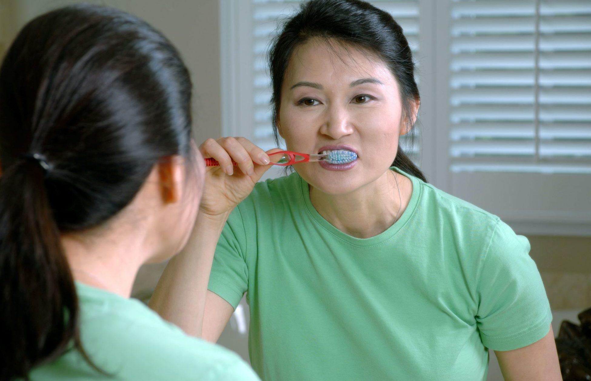 Preparaty do higieny jamy ustnej