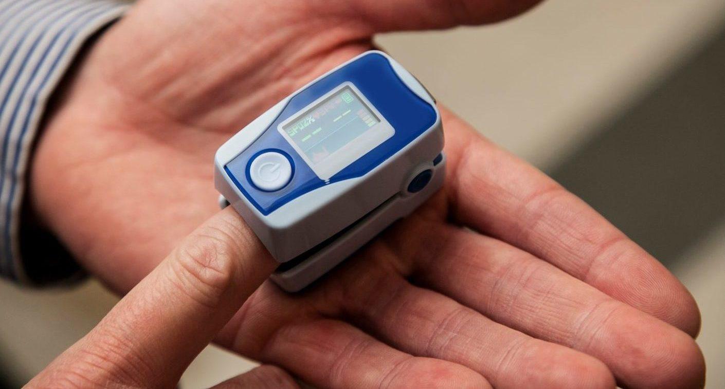 Sprzęt medyczny stosowany przy COVID-19