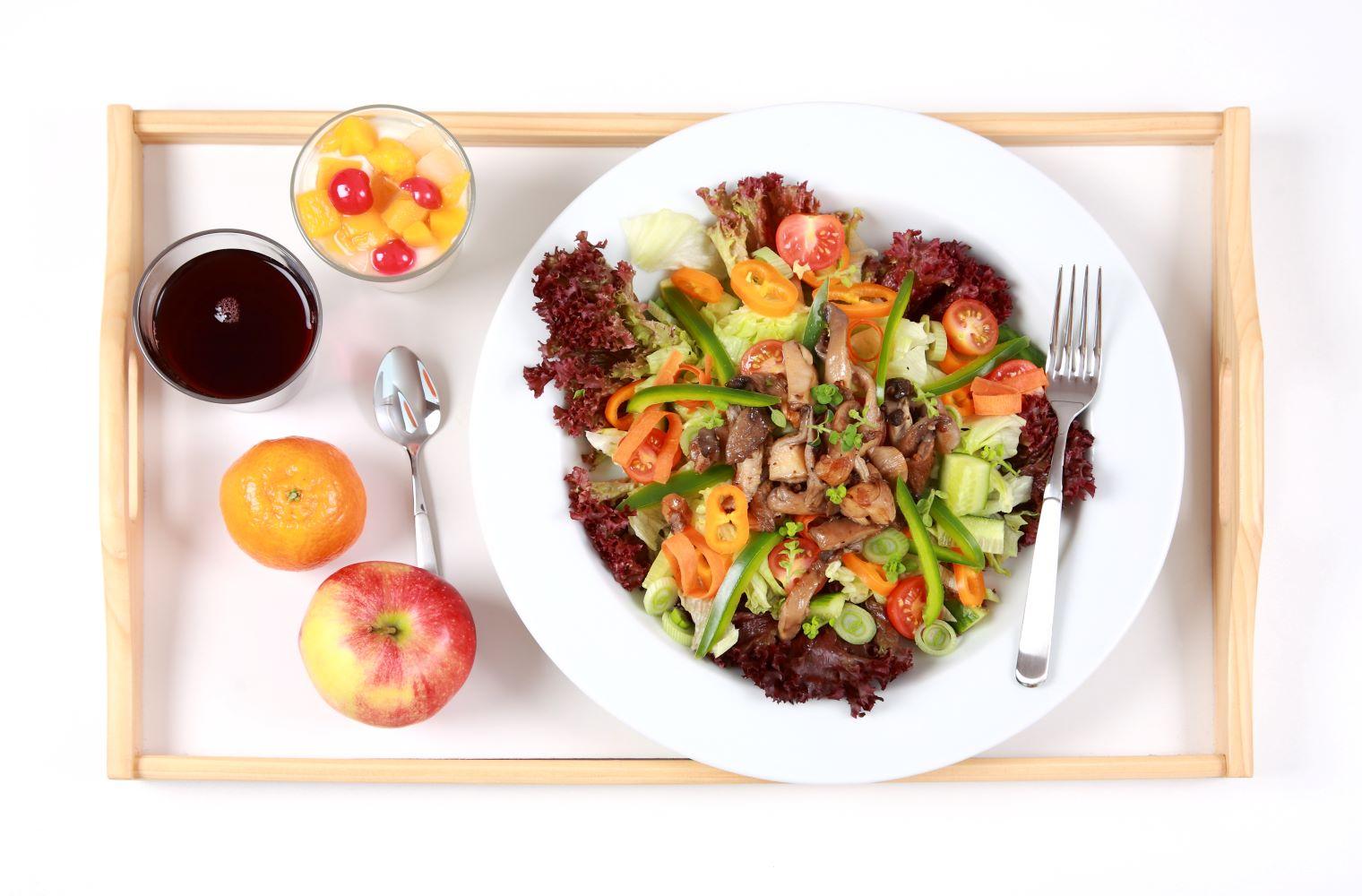 Preparaty z kategorii zdrowa żywność
