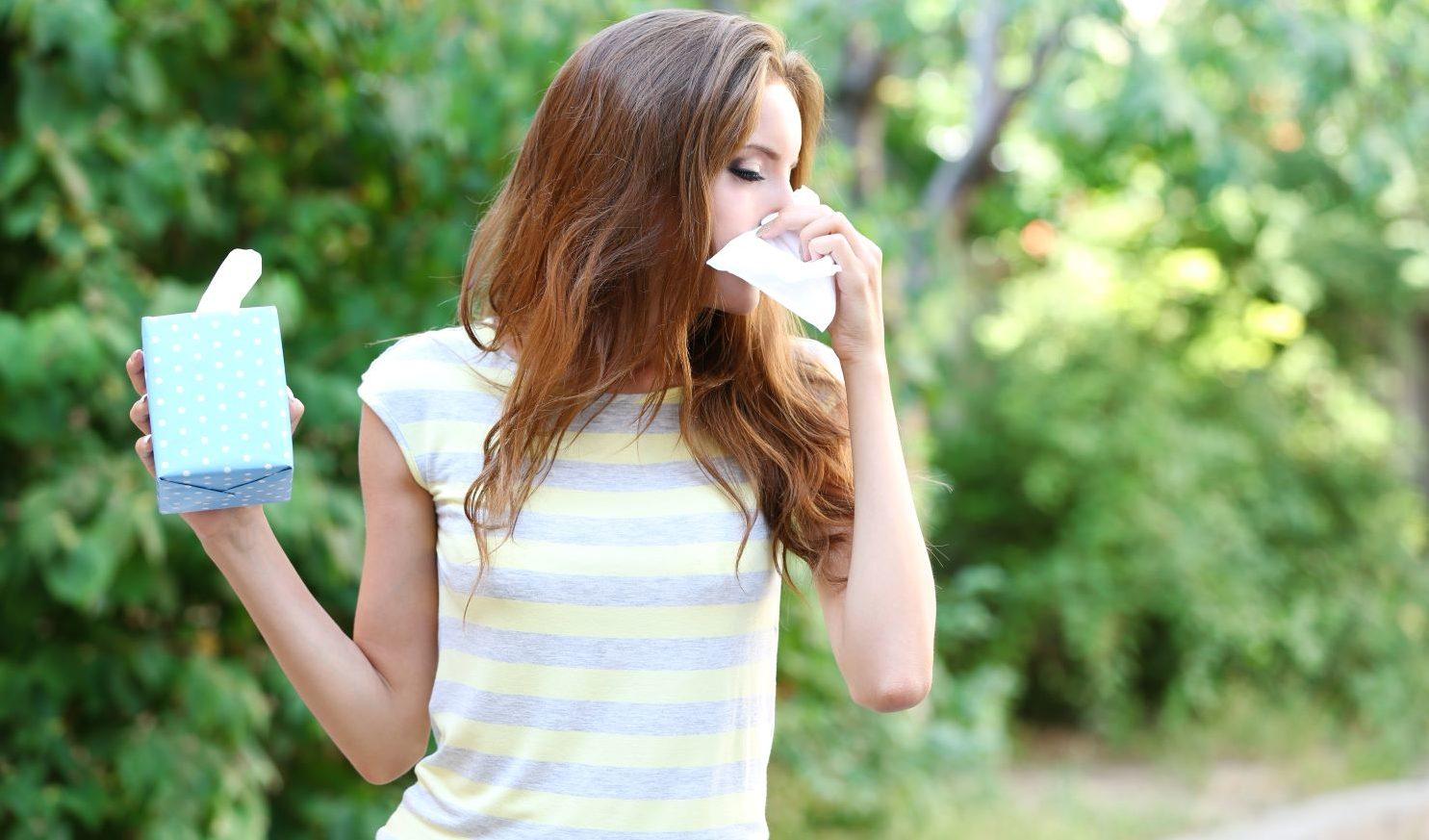 alergia wiosenna