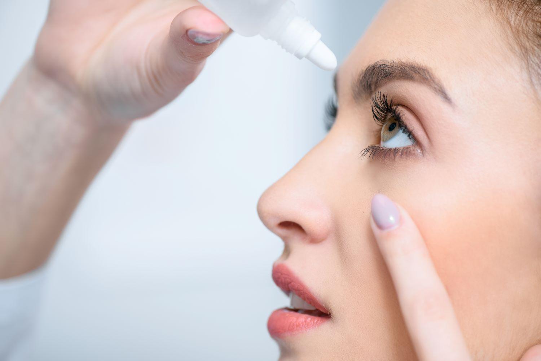 Leki, suplementy i inne preparaty do oczu