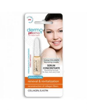 Dermo Pharma Active Collagen serum - koncentrat 3 ml