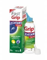 Fastgrip katar family aerozol do nosa 100 ml
