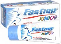 Fastum junior emulsja żelowa 50 ml