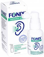 Fonix higiena uszu spray 30 ml