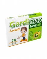 Gardimax herball junior x 24 pastylki do ssania